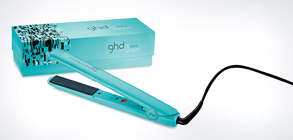 ghd IV Mint Candy Styler